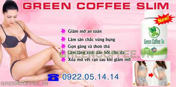 green coffee slim 4